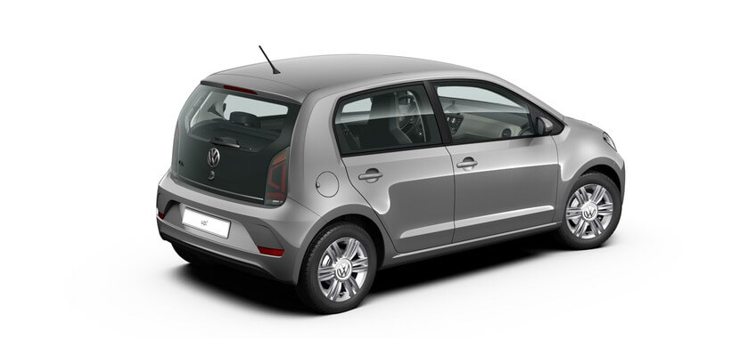 private lease de volkswagen up high up voor een vast. Black Bedroom Furniture Sets. Home Design Ideas