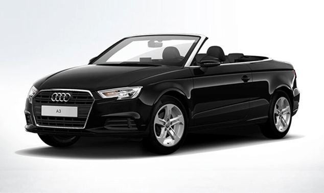 private lease de audi a3 cabrio sport pro line. Black Bedroom Furniture Sets. Home Design Ideas