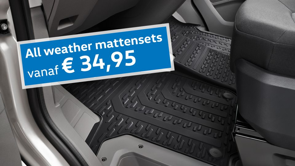 wintercheck mattenset