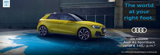 Audi A1 Sportback private lease
