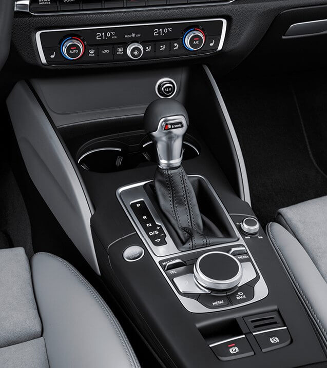 Stronic A3 automaat