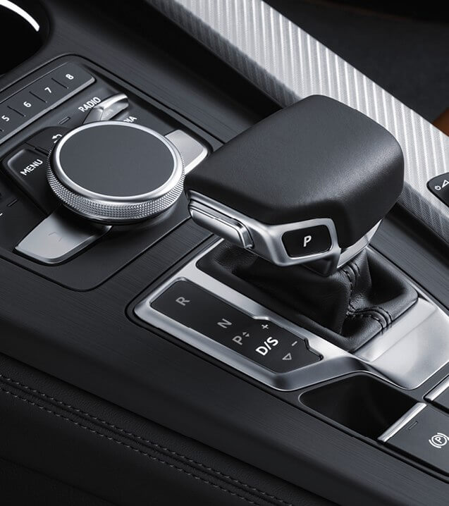 Stronic A5 automaat